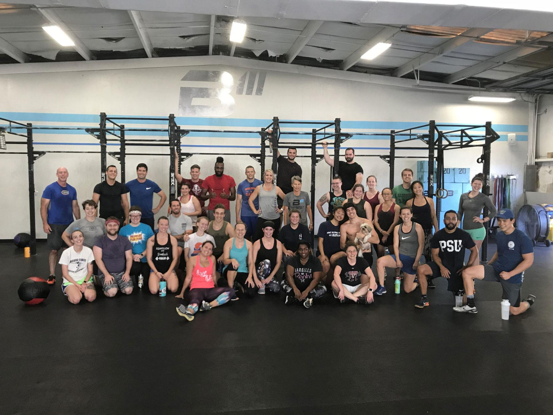 CrossFit in Gainesville